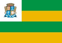 Bandeira da cidade de Aracaju - Sergipe
